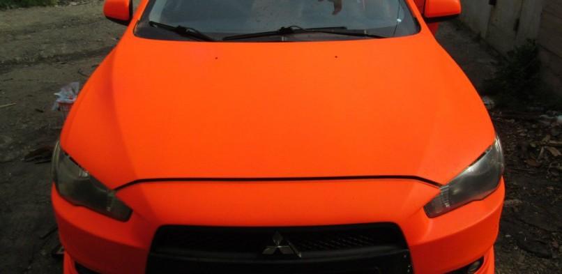 Покраска автомобилей жидкой резиной