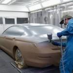 Кузовной ремонт машины