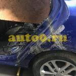 Малярно кузовной ремонт машины
